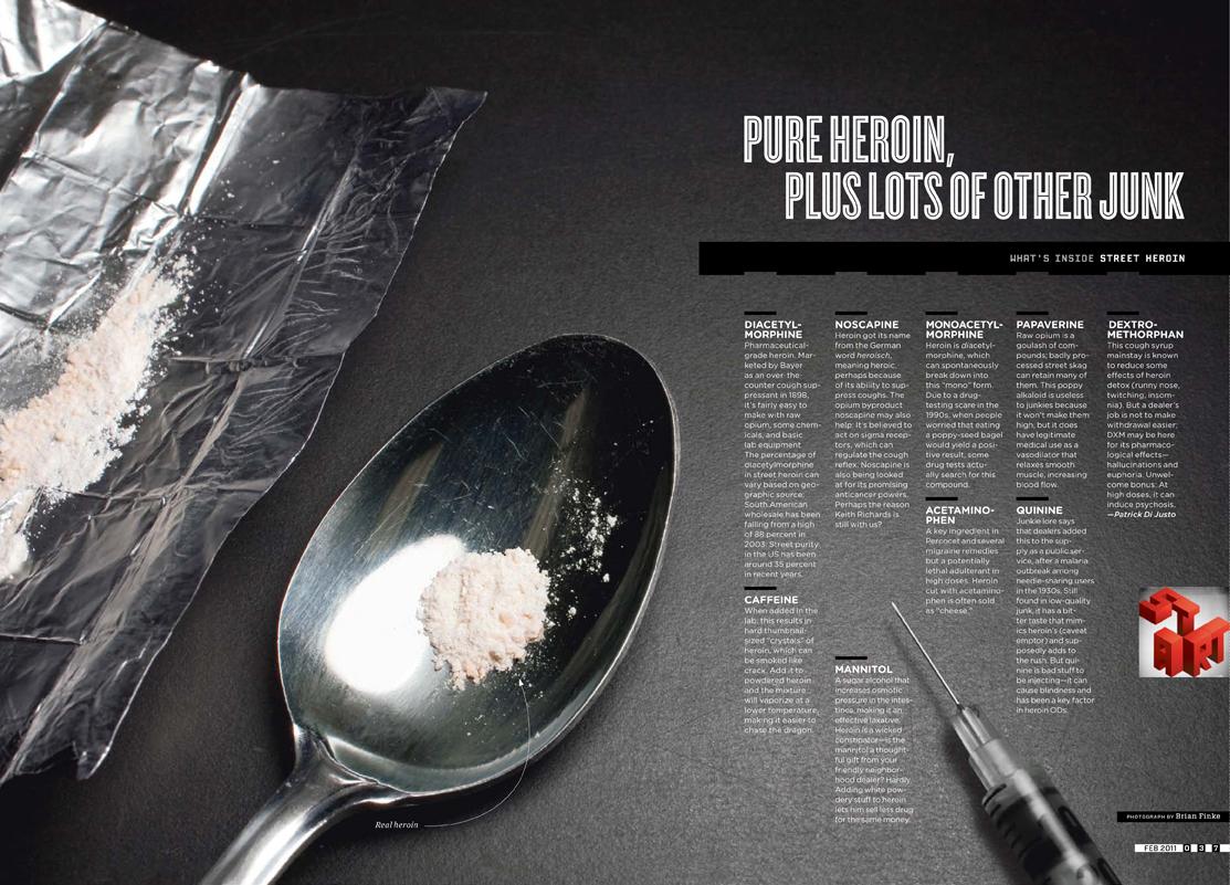 BRIAN FINKEPrint & Video for Wired Magazine - BRIAN FINKE